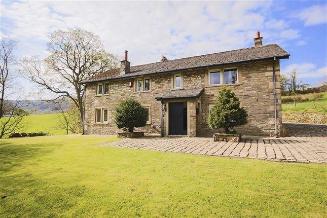 Thumbnail Farmhouse for sale in Honeyholme Lane, Cliviger, Lancashire