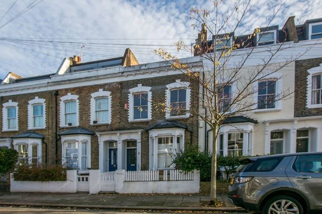 Thumbnail Terraced house to rent in Harcombe Road, Stoke Newington