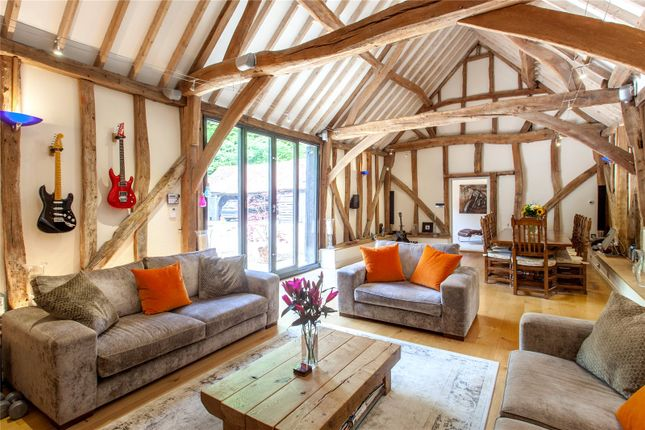 Thumbnail Detached house for sale in Bix, Henley-On-Thames, Oxfordshire
