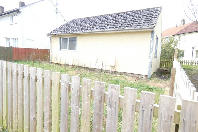 1 bed detached bungalow for sale in Wasdale Close, Whitehaven CA28