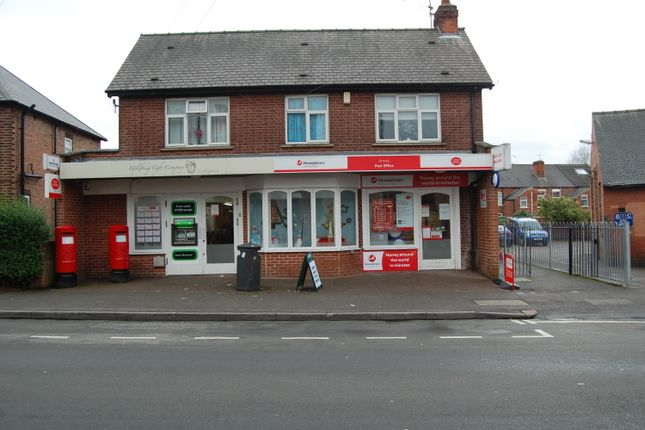 Thumbnail Retail premises for sale in 2 Worral Avenue, Nottinghamshire