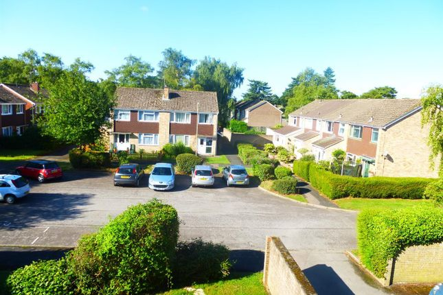 Thumbnail Flat to rent in Sutherland Close, Romsey