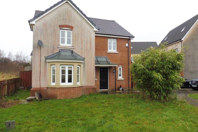 Thumbnail Detached house for sale in Blaenau'r Cwm, Gellidawel, Merthyr Tydfil