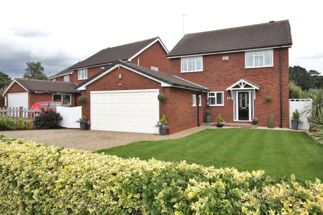 Thumbnail Detached house for sale in Highfield Way, North Ferriby