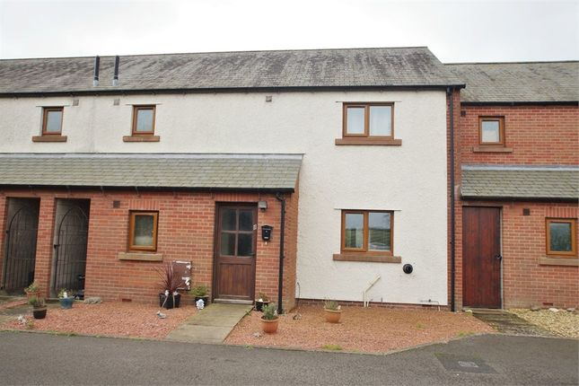 Thumbnail Semi-detached house for sale in Wheatsheaf Court, Abbeytown, Cumbria