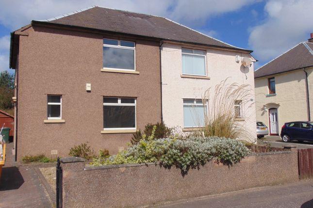 Thumbnail Semi-detached house to rent in Merchiston Avenue, Falkirk