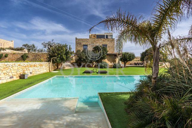 Thumbnail Farmhouse for sale in Gharghur, Malta