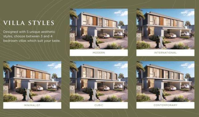 Thumbnail Villa for sale in Dubai Hills, Dubai, United Arab Emirates