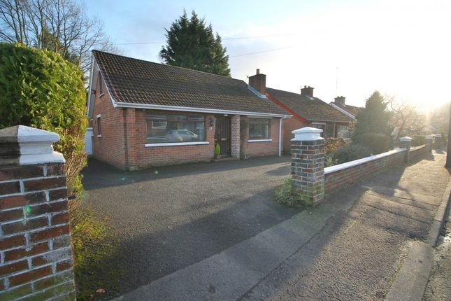 Thumbnail Bungalow for sale in Killeaton Crescent, Belfast
