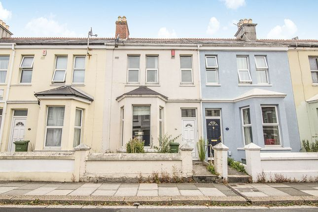 Thumbnail Property to rent in Gifford Place, Peverell, Plymouth