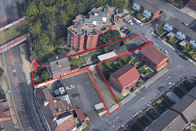 Thumbnail Property for sale in Linacre Road, Litherland