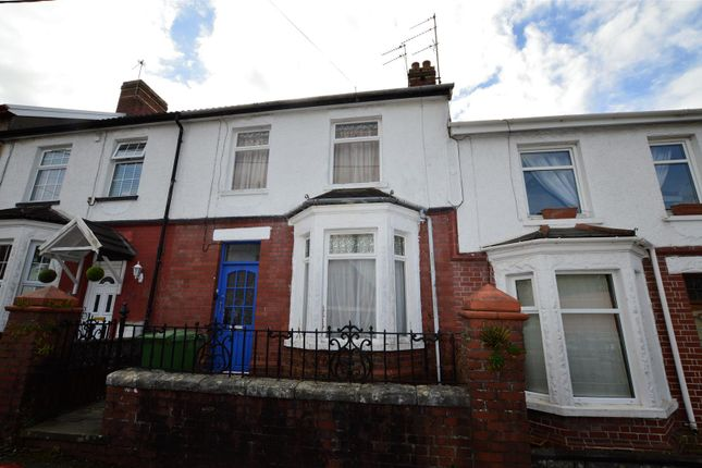 2 bed terraced house for sale in Merthyr Street, Pontyclun