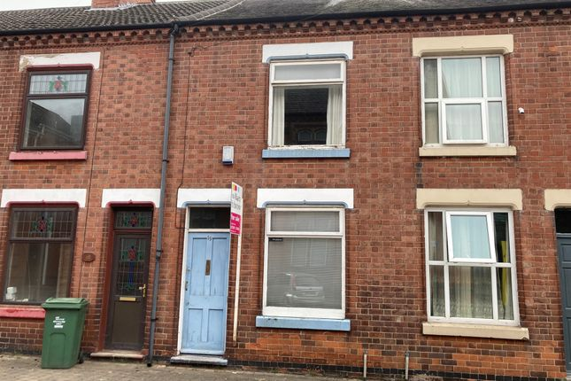 Thumbnail Terraced house for sale in Shakespeare Street, Loughborough