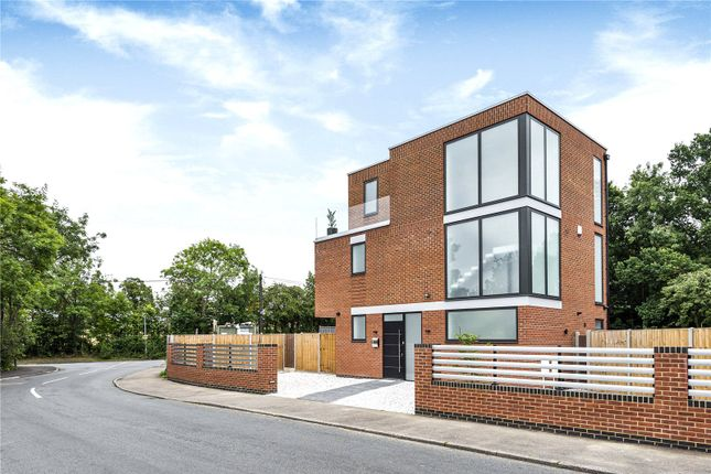 Thumbnail Detached house for sale in Geddes Road, Bushey