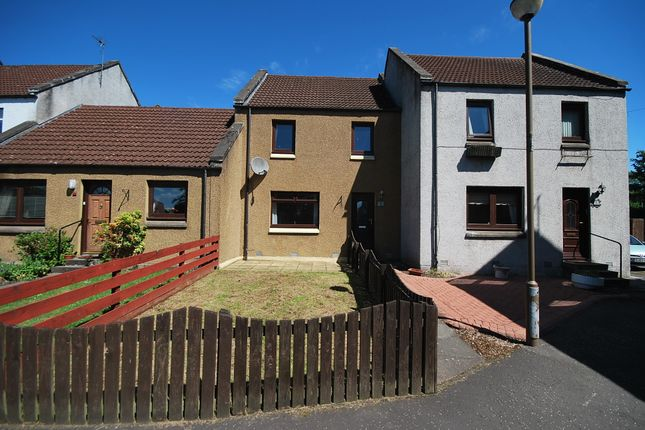 Thumbnail Terraced house for sale in Colliers Court, Tillicoultry