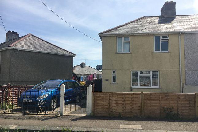 Thumbnail Semi-detached house for sale in Warfelton Crescent, Saltash