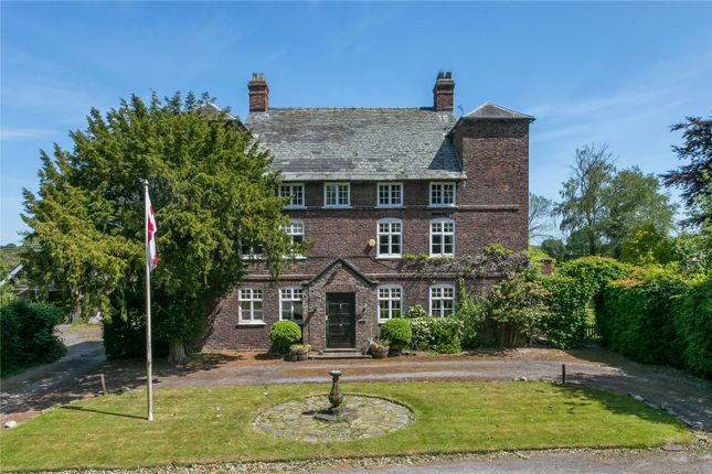 Thumbnail Detached house for sale in Free Green Lane, Over Peover, Knutsford, Cheshire
