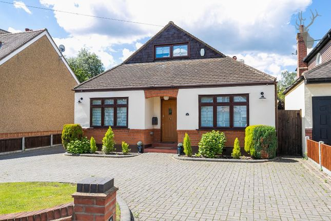 Thumbnail Bungalow for sale in The Crescent, Loughton, Essex