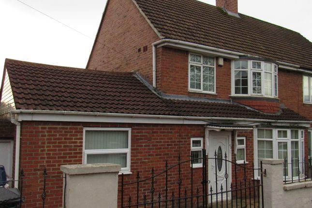 Thumbnail Semi-detached house to rent in Whickham View, Denton Burn