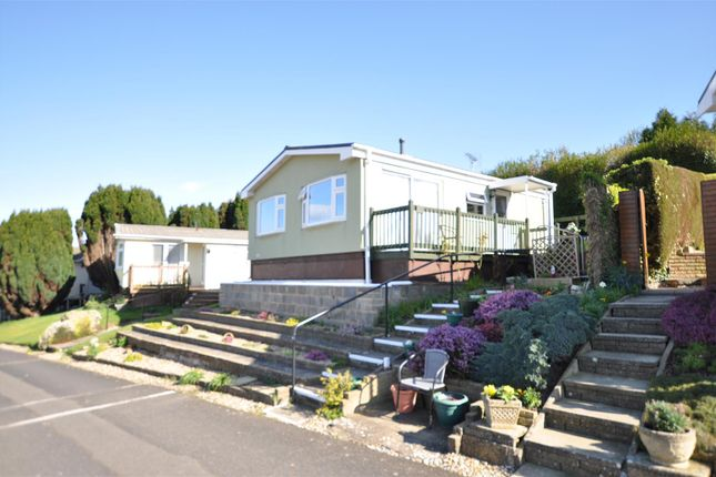 Thumbnail 2 bed mobile/park home for sale in Pippin Close, Orchard View Park, Herstmonceux, Hailsham