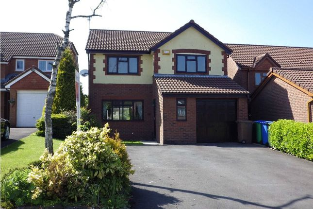 Thumbnail Detached house to rent in Stanney Close, Milnrow, Rochdale, Greater Manchester