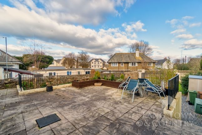 Thumbnail Semi-detached bungalow for sale in Richards Row, Hartley, Plymouth.