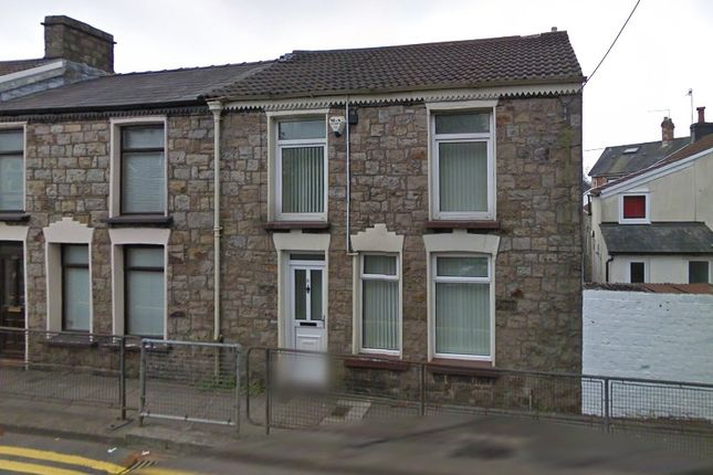 Thumbnail End terrace house to rent in Lower Vaynor Road, Cefn Coed, Merthyr Tydfil