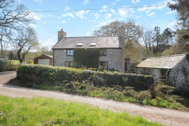 Thumbnail Cottage for sale in Hay On Wye 2 Miles, Equestrian Property
