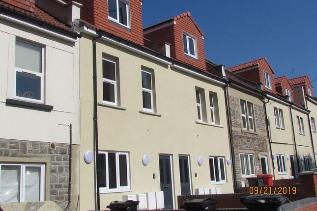Thumbnail Maisonette to rent in Fishponds Road, Eastville, Bristol