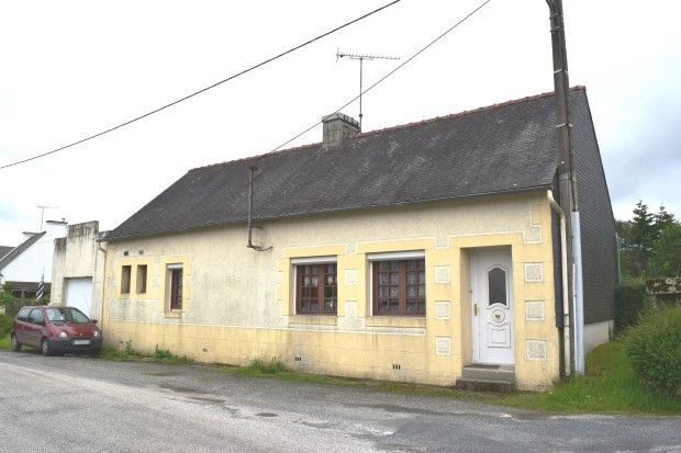 Thumbnail Detached house for sale in 56770 Plouray, Morbihan, Brittany, France