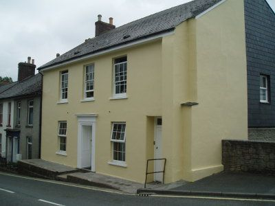 Thumbnail Flat to rent in Pound Street, Liskeard, Cornwall
