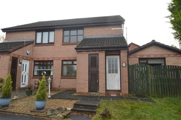 Thumbnail Flat for sale in Letham Oval, Bishopbriggs, Glasgow