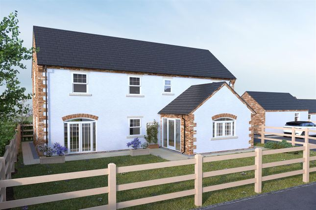 Thumbnail Detached house for sale in Elm Cottage, Little Storkhill Meadow, Hull Bridge Road, Beverley