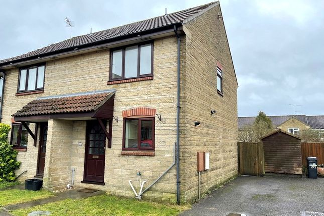 2 bed end terrace house to rent in Priory Mead, Bruton BA10