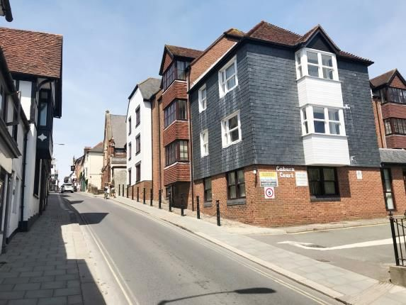 Thumbnail Flat for sale in Caburn Court, Station Street, Lewes, East Sussex