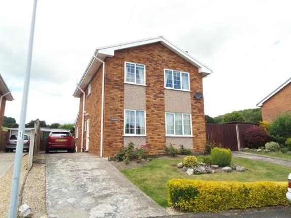 3 bed detached house for sale in Tan Y Bryn, Pwllglas, Ruthin, Denbighshire