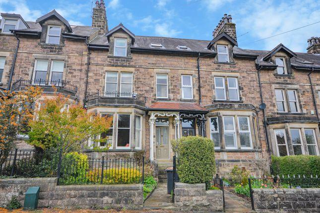 Thumbnail Terraced house for sale in Hollins Road, Harrogate
