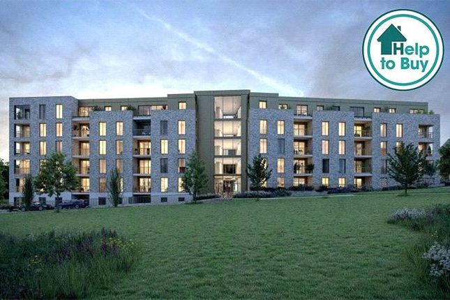 1 bed flat for sale in No.1 Millbrook Park, 2 Henry Darlot Drive, London NW7