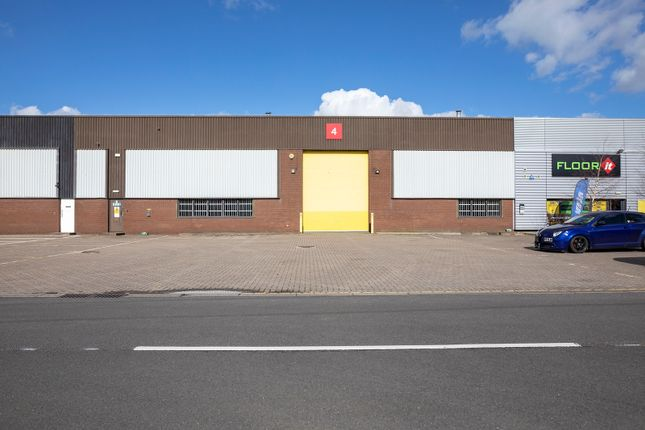 Thumbnail Warehouse to let in Unit 4 Western Centre, Western Road, Bracknell, Berkshire