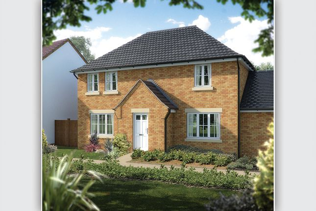 "Thumbnail Detached house for sale in ""The Elias"" at West Hill, Wincanton"