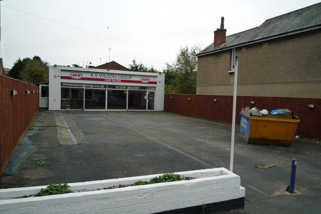 Thumbnail Retail premises to let in 139 Frimley Road, Camberley, Surrey