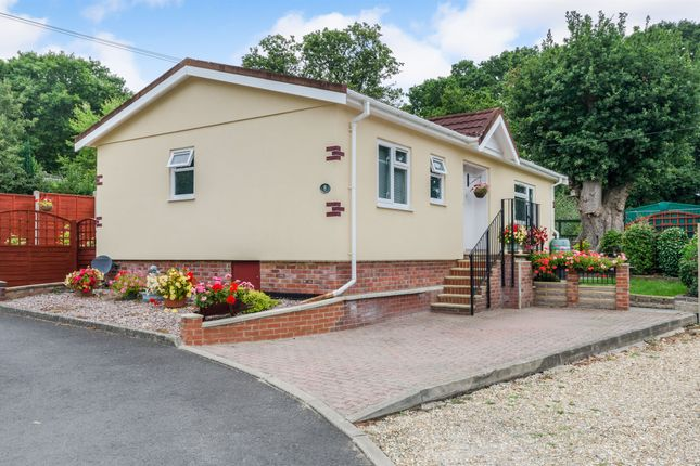 Thumbnail Mobile/park home for sale in Silent Woman Park, Coldharbour, Wareham