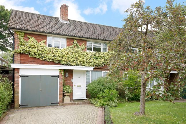 Thumbnail Semi-detached house for sale in Dulwich Wood Avenue, London