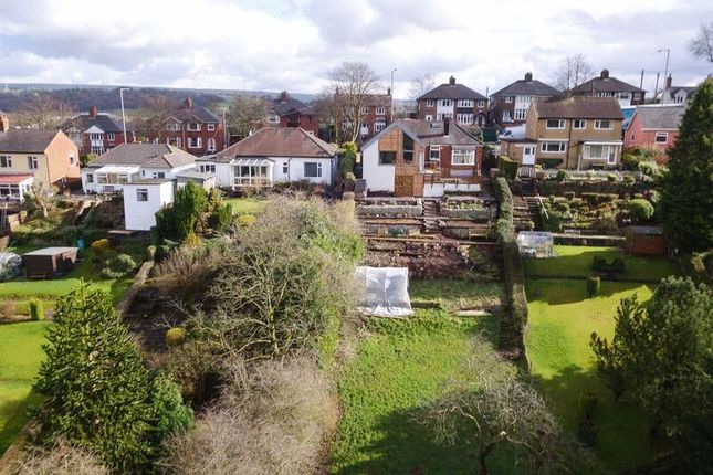 Thumbnail Detached house for sale in Ladderedge, Leek, Staffordshire
