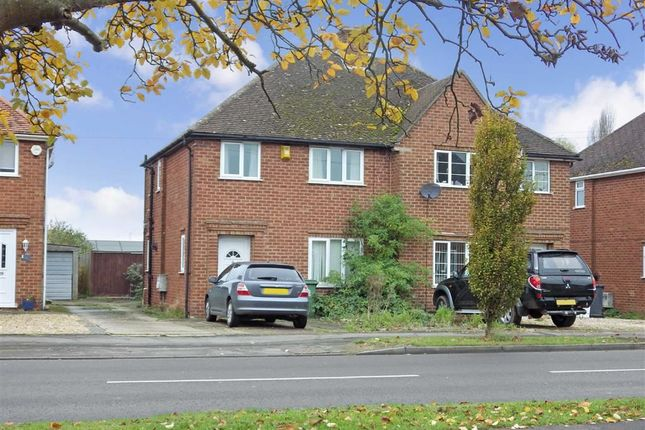 Thumbnail Semi-detached house for sale in Epney Road, Tuffley, Gloucester