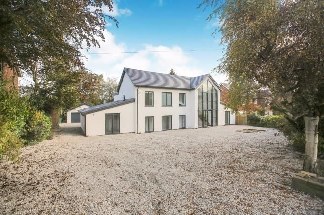 Thumbnail Detached house for sale in Meadow Drive, Prestbury, Macclesfield, Cheshire