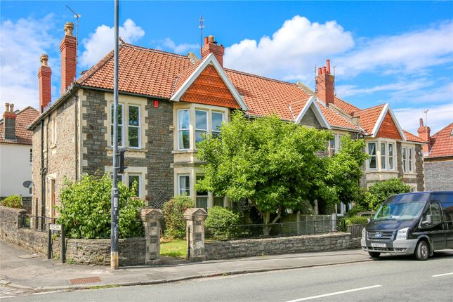 Thumbnail Detached house for sale in Coldharbour Road, Bristol