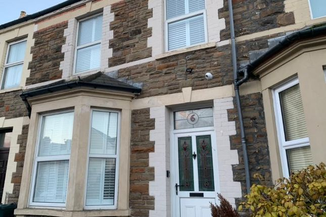 Thumbnail Property to rent in Brook Street, Cardiff