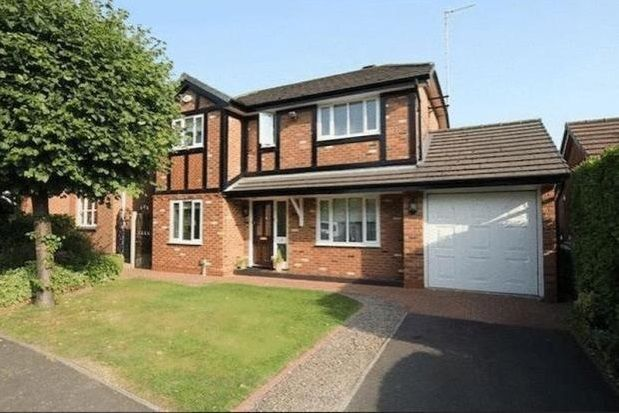 Thumbnail Detached house to rent in Ambleside Road, Allerton, Liverpool