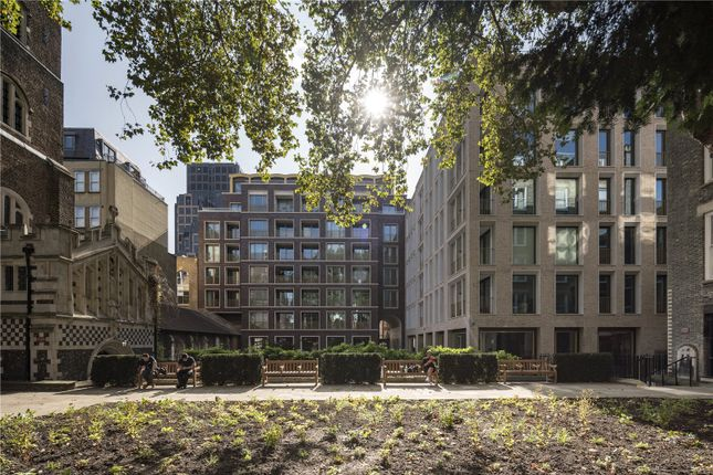 2 bed flat for sale in Barts Square, 56 West Smithfield, Smithfield Market, City Of London EC1A